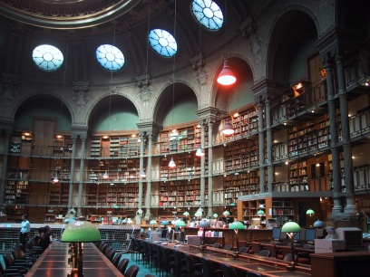 FACTORIES OF MEMORY: LIBRARIES OF THE WORLD